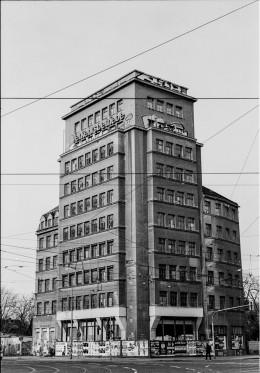 Dresden - ehemalige Verkehrsbetriebe